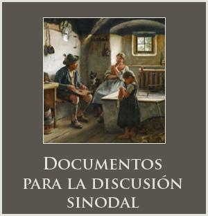 Documentos para la discusión sinodal